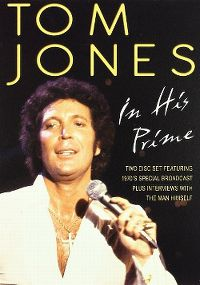 Cover Tom Jones - In His Prime [DVD]